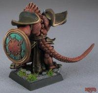 Reaper Miniature Unpainted Kar/'Drakir Reptus Dragonman Warrior 03316 Dark Heaven