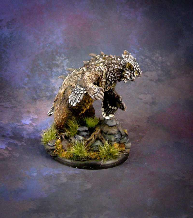 Painted Owlbear