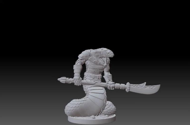 Armorback Barbarian