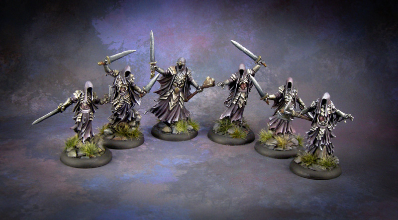 Painted Wraiths
