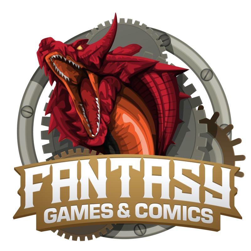 Fantasy Games & Comics